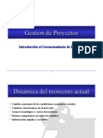 Introducción Al Gerenciamiento de Proyectos