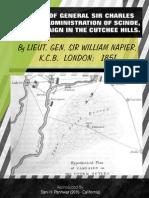 History of Sir Charles Napier