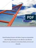 Retail Banking @ Strategic Sales Approach