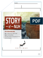 Bayyinah Story of Nuh Class Notes_Manila Philippines