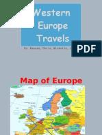 Western Europe Travels