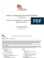 Azccrs Hs Math Standards Rev 2015-04-30
