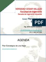 Sesion 11 - Plan Estratégico de Una Mype