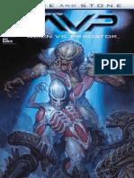 Alien vs Predator - Fire and Stone 04 2015