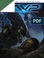 Alien vs Predator - Fire and Stone 02 2014
