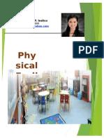 School Physical Facilities (Focus on Pre-School)