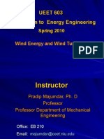 Lecture - 4 Wind Energy (1)