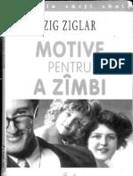 Motive Pentru a Zambi de Zig Ziglar