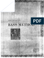Brown, Ray-Bass Method-Bass Clarinet Cut