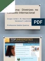 universidades estrangeiras