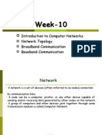 W-10 Introduction to Network1