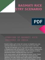 rice industry Scenario