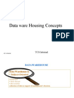 Data Ware Housing Concepts