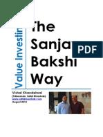 Value Investing The Sanjay Bakshi-Way.pdf