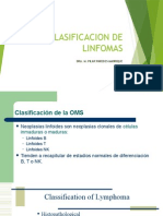 Clasificacion de Linfomas b