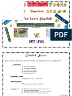 MS1 Level Pre- file  You know English.pdf