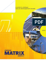 Matrix Energy Catalogue 2010