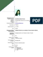 Curriculum Vitae- PAT(1)