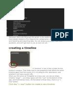 Timeglider Guide