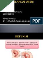 PROLAPSUS UTERI 7.ppt