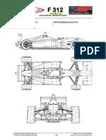 Dallara F312 Technical Specifications