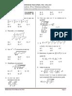 Seminario de Algebra