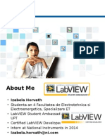 Navigating LabVIEW