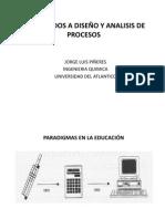 Diseño de Procesos Clase 1