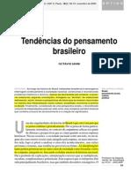 IANNI, Octavio_Tendencias Do Pensamento Brasileiro