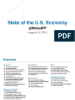 State of the US Economy