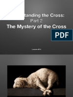 14 Understanding the power of the cross
