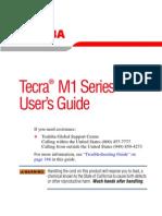 Tecra M1 Series User's Guide