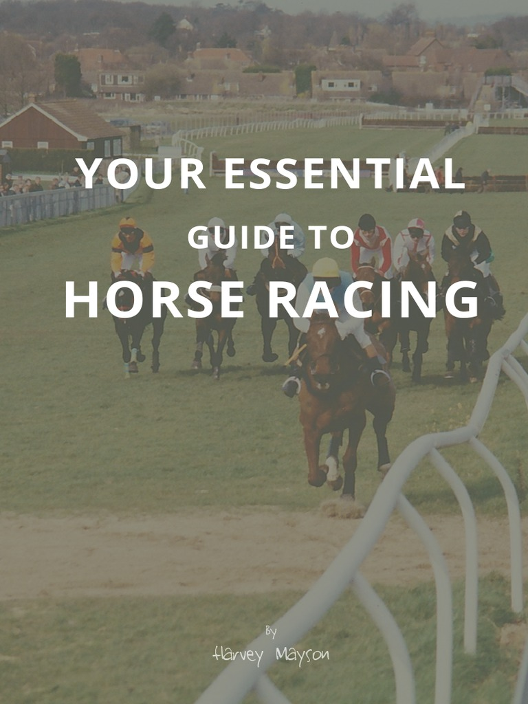 horse racing betting guides pdf