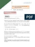 ANTOLOGIA DE EJERCICIOS RESUELTOS - ECUACIONES.pdf
