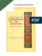 La Historia de Preguntas Sobre Doctrinas, Colin y Russell Standish