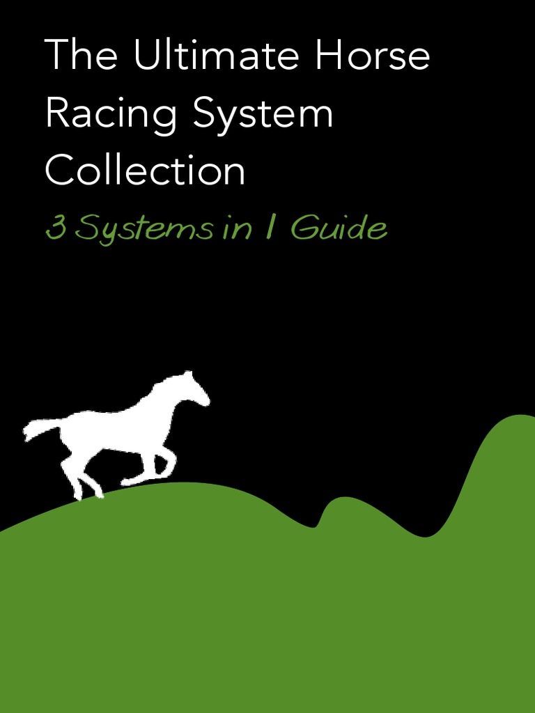 Horse racing betting systems pdf files how long till all bitcoins are mined