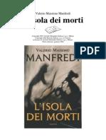 L'Isola Dei Morti - Valerio Massimo Manfredi