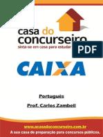 Apostila CEF Portugues Carlos Zambeli2