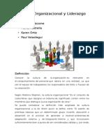 Cultura Organizacional y Liderazgo
