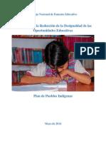2014 Plan de Pueblos Indigenas