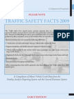 2009 Traffic Safety Facts Annual Report