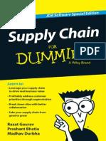 9781119047025 Supply Chain for Dummies JDA