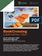 Bookcrossing Ca' Foscari