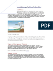 Types of Hydropower Turbines