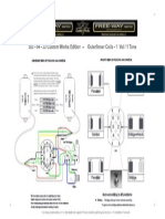 Freeway Custom Works 6 Way Switch Schematic