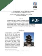 Resistencia Sismica de Las Pagodas