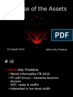 Defense of the Assets (Satria Ady Pradana)