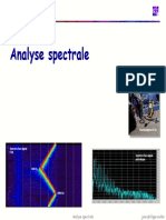Analyse Spectral