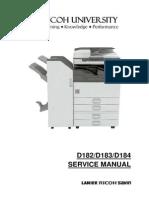 ricoh mp 2510 service manual debugging image scanner rh scribd com Ricoh MP 2510 Brochure Ricoh Copier