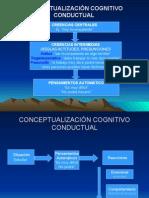 Conceptualización estructura sesión psicologica